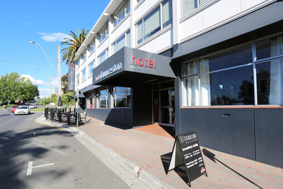 Hotel Launceston 1